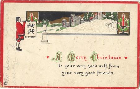 N.C. Christmas 1916