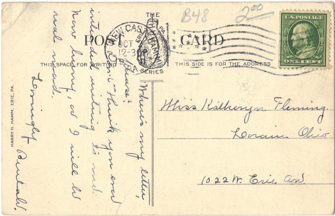 Pennsylvania 1911 back