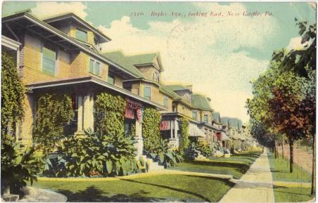 Pennsylvania 1911 front