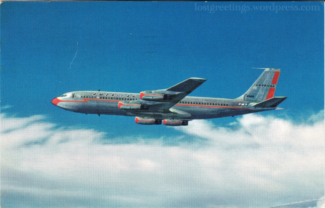 1961 Washington DC American Airlines image lg