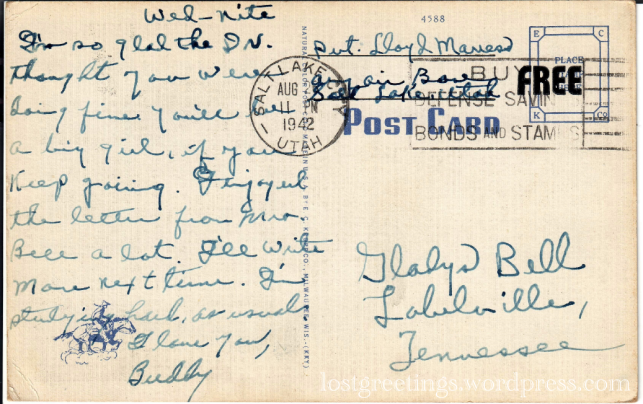Marress - 1942 Utah message lg