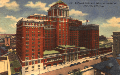 Thomas England General Hospital Atlantic City, N.J. circa 1944
