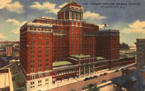Thomas England General Hospital Atlantic City, N.J. circa 1944
